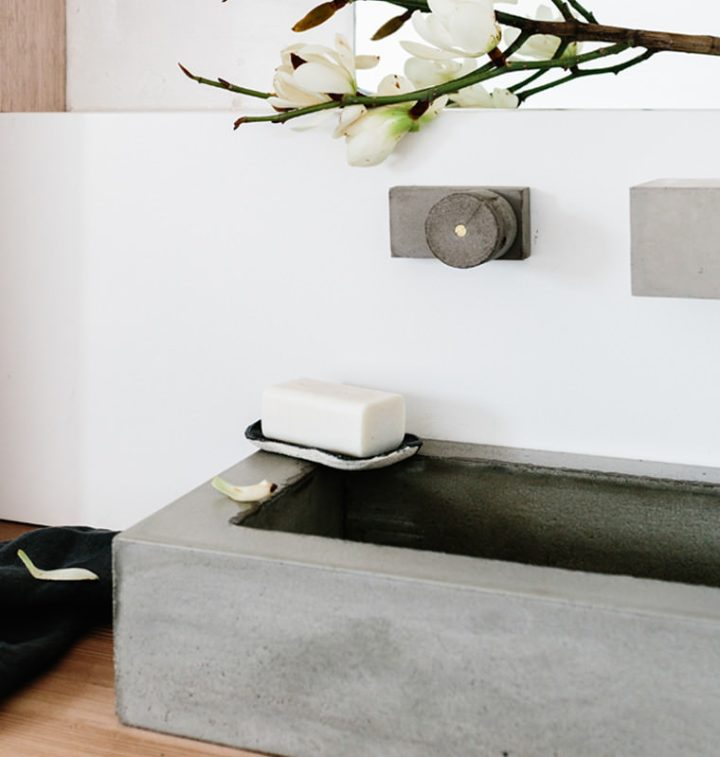 Close-up-of-Concrete-Bathroom-Fixtures-from-Wood-Melbourne